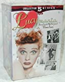 Lucymania-Classic Comedy With The Cast of I Love Lucy (5 Pack) [VHS]