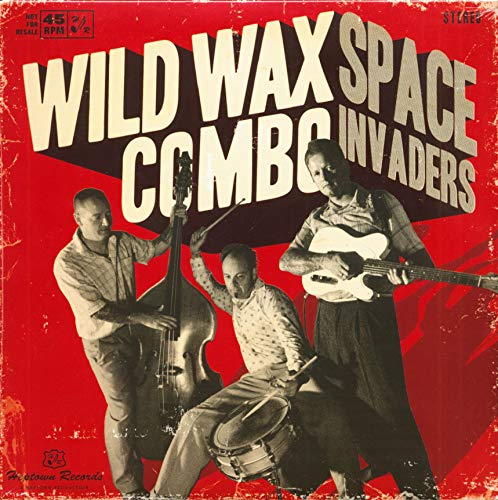 Space Invaders (Wax Wild)
