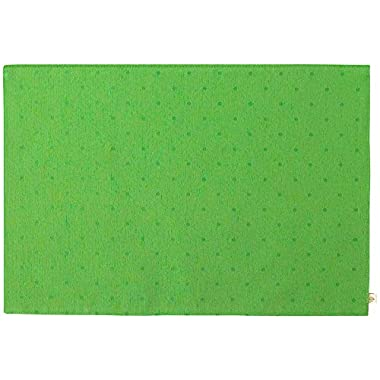 kate spade new york Larabee Dot Placemat-Green