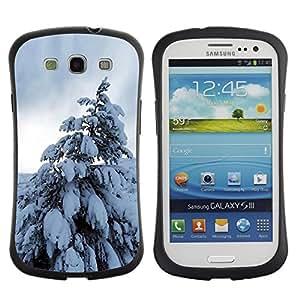 Suave TPU GEL Carcasa Funda Silicona Blando Estuche Caso de protección (para) Samsung Galaxy S3 I9300 / CECELL Phone case / / Nature Beautiful Forrest Green 196 /