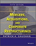img - for Mergers, Acquisitions and Corporate Restructurings - International Edition book / textbook / text book