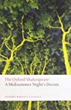 A Midsummer Night's Dream, William Shakespeare, 0199535868