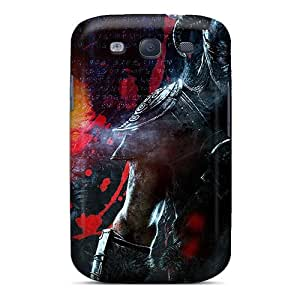 Slim Fit Tpu Protector Shock Absorbent Bumper Skyrim Case For Galaxy S3