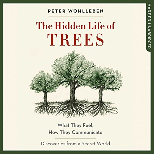 The Hidden Life of Trees: What They Feel, How They Communicate; Discoveries from a Secret World
