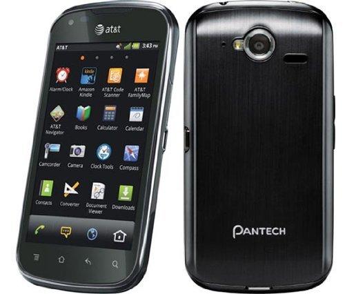 Pantech Burst P9070 Black Unlocked Cell Phone by Pantech