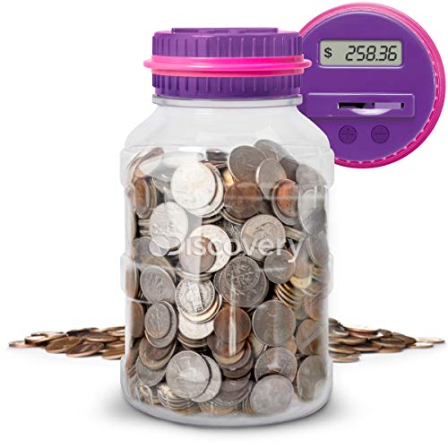 Discovery Kids Digital Coin-Counting