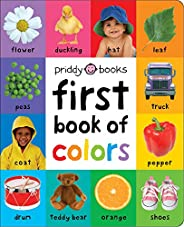 First 100: First Book of Colors Padded