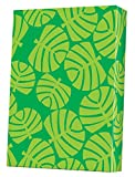 "Going Bananas Monkey Themed Reversible Rolled Gift Wrapping Paper - 24"" x 15"