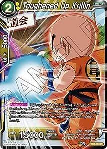Dragon Ball Super TCG - Toughened Up Krillin - TB2-053 - C - Foil - World Martial Arts Tournament