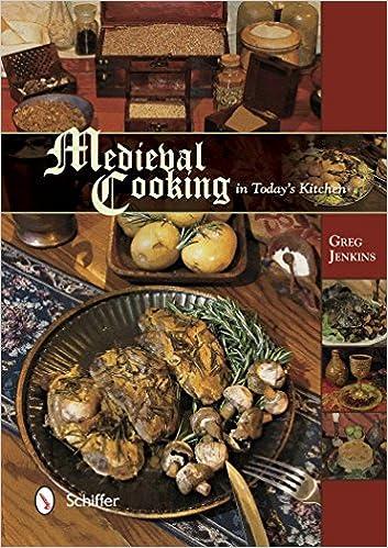 Medieval Cooking In Today S Kitchen Jenkins Greg Amazon De Bucher
