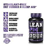 LEAN PM Night Time Fat Burner, Sleep Aid