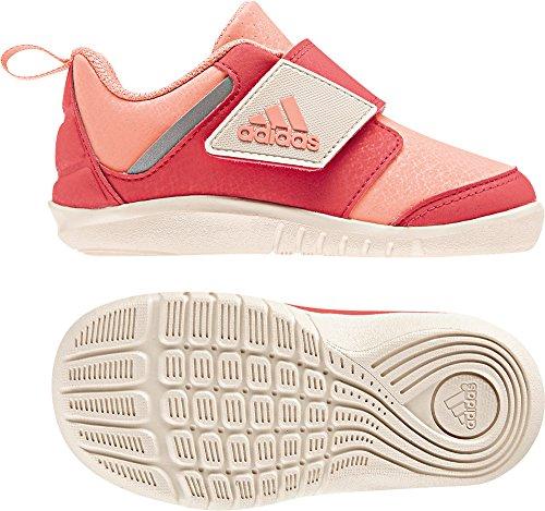 adidas Fortaplay AC I, Zapatillas de Deporte Unisex Niños Naranja (Cortiz / Correa / Lino 000)