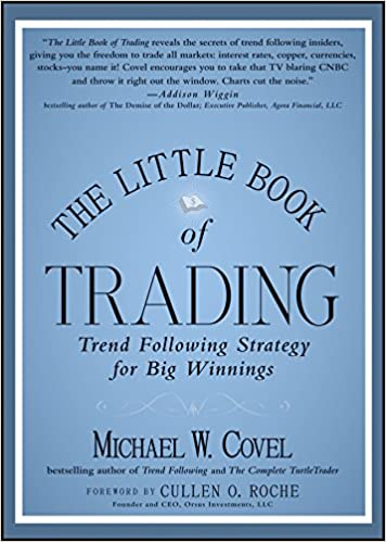 The Little Book of Trading: Trend Following Strategy for Big