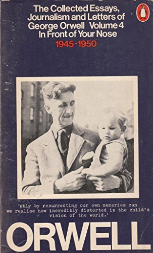 orwell the collected essays journalism and letters Business school essays the collected essays journalism and letters of george orwell online banking corporate dissertation governance sector drug reporting.