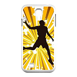 TOSOUL Customized Basketball Pattern Protective Case Cover Skin for Samsung Galaxy S4 I9500