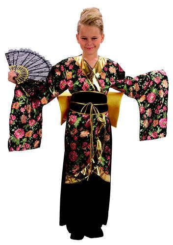 b21497590 BABY AND BLOSSOMS Girls Traditional Japanese Kimono Dress Gown (Black, 4-6  Years): Amazon.in: Clothing & Accessories
