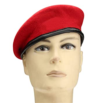 ad11a29dc2085 Unisex Military Army Soldier Hat NEW Men Women Wool Beret Special Forces  Soldiers Training Camp Hats