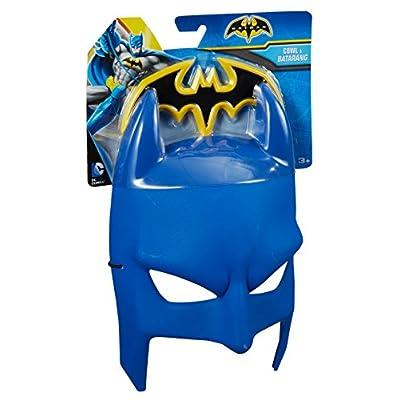 Batman Cowl and Batarang Role Playset: Toys & Games