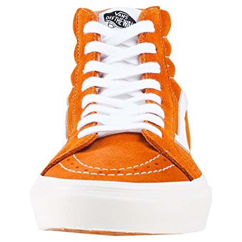 Top Sk8 High Sneakers Marrone Reissue VANS Hi Men's HpRwU