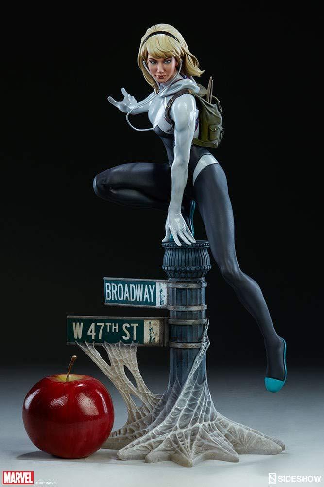 Marvel Comics Mark Brooks Artist Series Statue Spider-Gwen 40 cm Sideshow