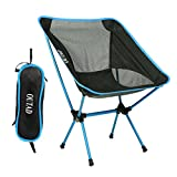Best Travel Chairs - Ultralight Camping Chair - YKS Portable Folding Compact Review