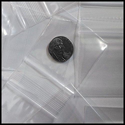 (Small Plastic Recloseable Bags 100 2020 Color Apple Mini Ziplock Baggie Colored Mix 2