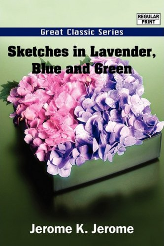 Sketches in Lavender, Blue and Green PDF