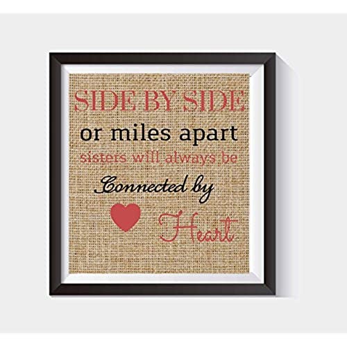 best friend frames with quotes amazon com