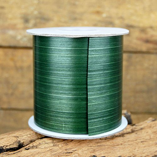 Water Resistant Leaf Ribbon Natural Green product image