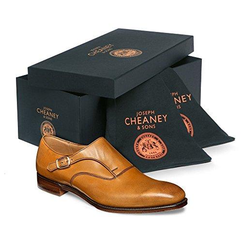 Chaussure Moine Moulton en Cuir de Veau Marron Original Original Chestnut aVrI7