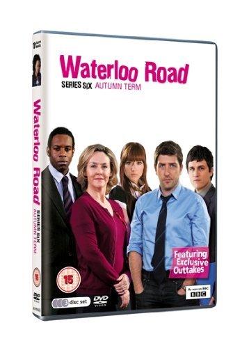 Waterloo Way Series Six - Autumn Term [Region 2 UK DVD] Starring Amanda Burton, Tina O'Brien, Linzey Cocker, and Denise Welch