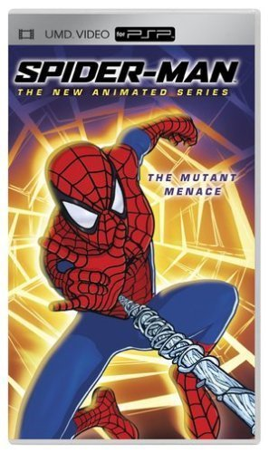 Spider-Man - The New Animated Series - The Mutant Menace [UMD for PSP] by Sony Pictures Home Entertainment by Audu Paden, Brandon Vietti, Ezekiel Norton, J Alan Caldwell