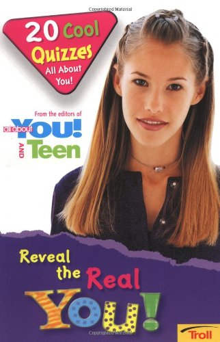 Reveal The Real You 20 Cool Quizzes.
