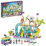 Lego - Trolls World Tour, Festa al Villaggio Pop con 5 Minifigure - Trolls: Poppy, Cooper, Branch, Guy Diamond e Tiny…  LEGO