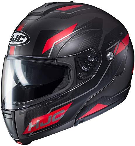 HJC Flow Men's CL-MAX 3 Modular Street Motorcycle Helmet - MC-1SF / X-Large ()