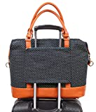 Womens Travel Weekend Bag Canvas Overnight Carry on Shoulder Duffel Beach Tote Bag