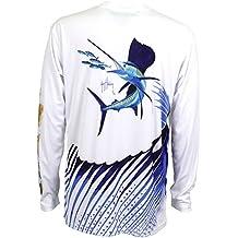 Guy Harvey Sailfish Pro UVX Performance Long Sleeve Shirt