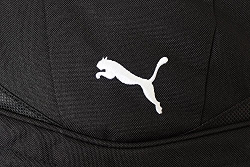 Puma Paese Shoulder Bag Austria Borsa Messenger Tessile nero 33 CM x 38 CM x 11 CM NUOVO Borsa a tracolla