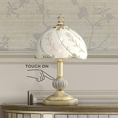 (Traditional Accent Table Lamp 15