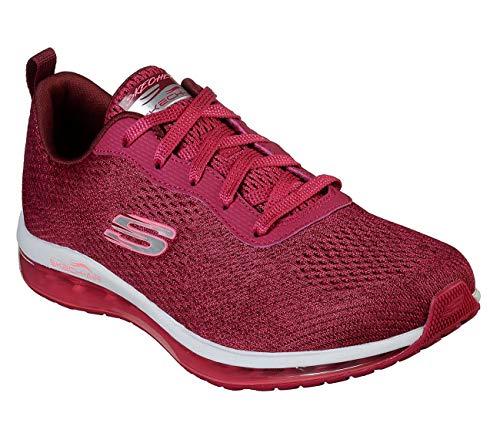 Skechers Skech-Air Element Womens Sneakers Raspberry 7.5