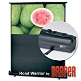 Draper Road Warrior Portable Projection Screen - U59493