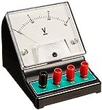 United Scientific MVT001 DC Voltmeter, 0-3V, 0-15V, 0-300V