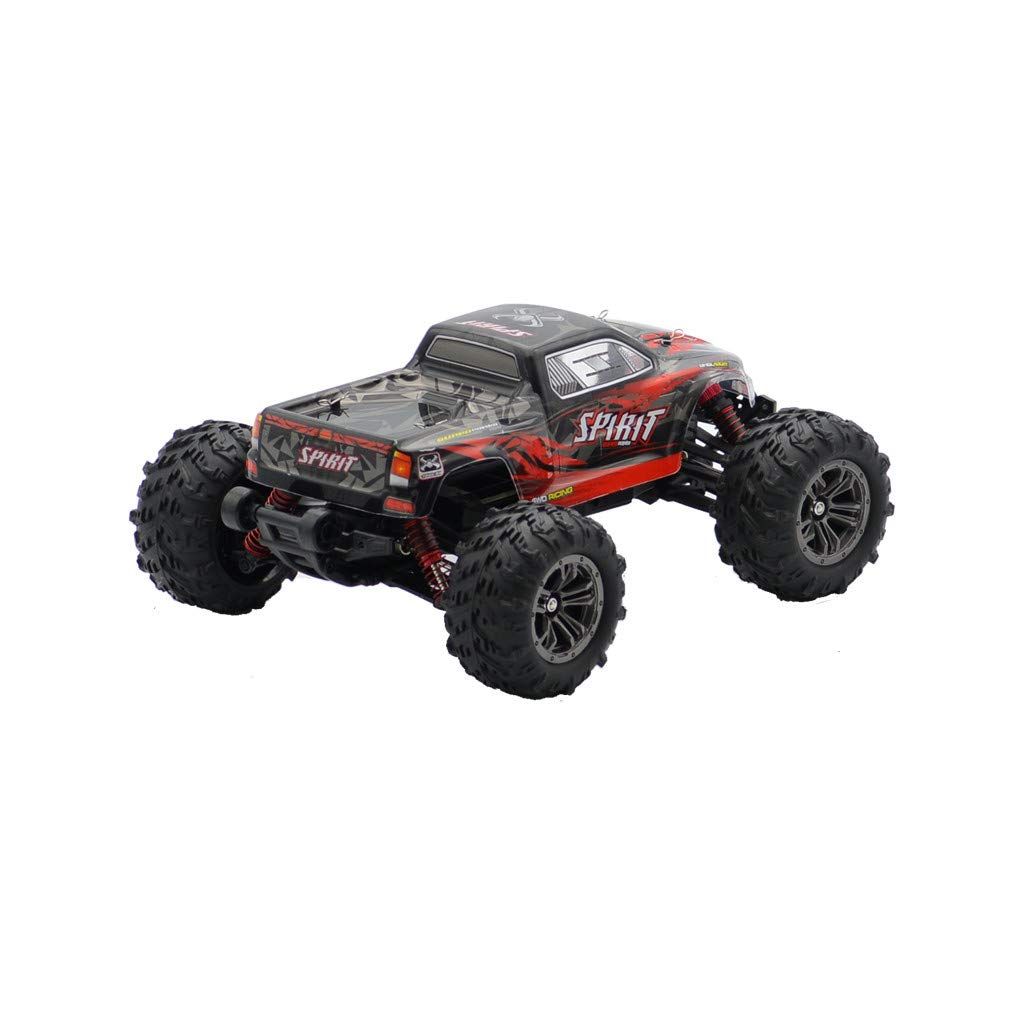 RC Cars for Kids/Adults Fast, Q901 Brushless 2.4G 1:16 4WD 52km/h High-Speed Off-Road Monster Truck RC Car RTR (Red) by Kids Toys by Goodtrade8 (Image #3)