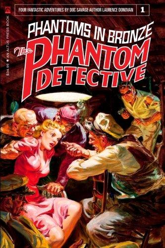 The Phantom Detective: Phantoms in Bronze