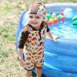 Kinderspel Baby & Toddler Swimsuit in Fun