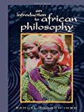 An Introduction to African Philosophy, Samuel Oluoch Imbo, 0847688410