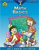 Math Basics 3, Roberta Bannister, 0938256319
