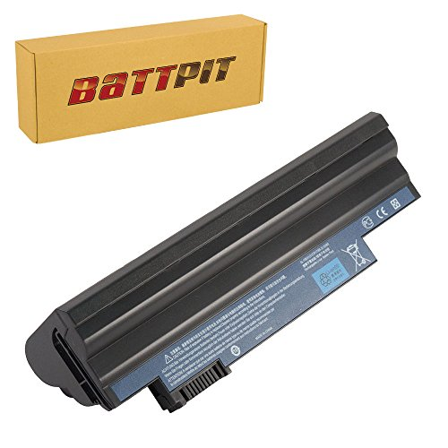 Battpit™ Laptop/Notebook Battery Replacement for Acer Aspire One D255-2256 (6600mAh / 73Wh) by Battpit®