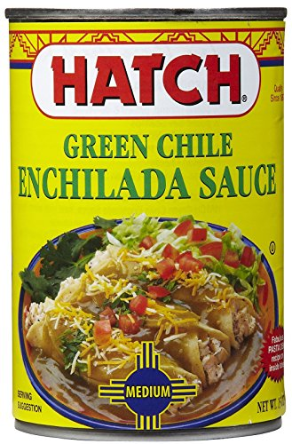 green chili enchilada sauce - 8