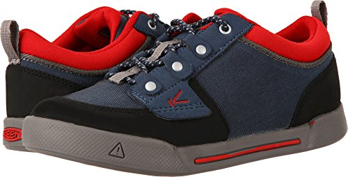 Midnight Blue Kids Shoes - 8